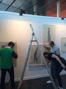 I International Contemporary Art Fair of Seville. Kreisler Art